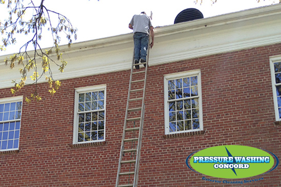 Residential Gutter Cleaning Concord Gutter Cleaning